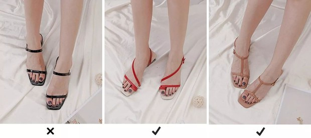 Thay mặt hội chị em có bàn chân to, cô nàng này đã thử nghiệm và tìm ra những loại giày dép tôn chân nịnh dáng nhất - Ảnh 4.