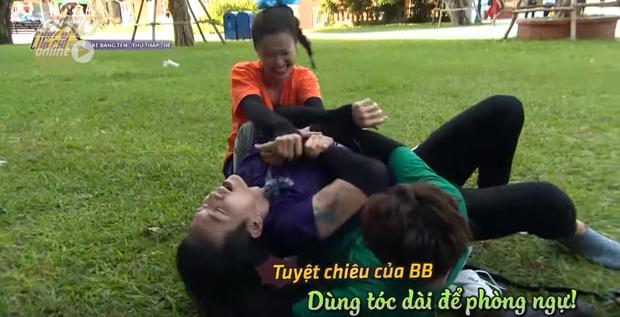 Học ngay bí kíp chơi dơ của BB Trần để sẵn sàng cho Running Man Vietnam mùa 2! - Ảnh 11.