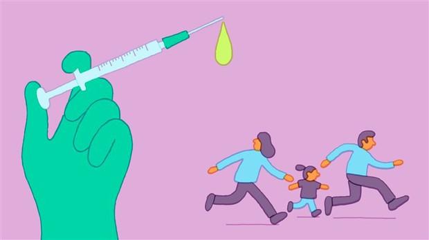 Mẹ nhất định không tiêm phòng cho tôi - Câu chuyện gây phẫn nộ về hậu quả kinh khủng của trào lưu anti-vaccine - Ảnh 1.