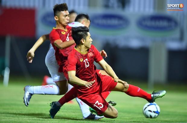 U22 Việt Nam 2-0 CLB Viettel: Hotboy Phố Hiến tỏa sáng - Ảnh 3.