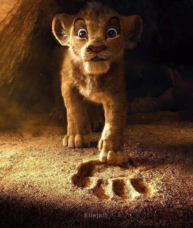 The Lion King bị chê tạo hình không giống bản gốc, người hâm mộ gửi ngay sáng kiến cực mặn - Ảnh 4.