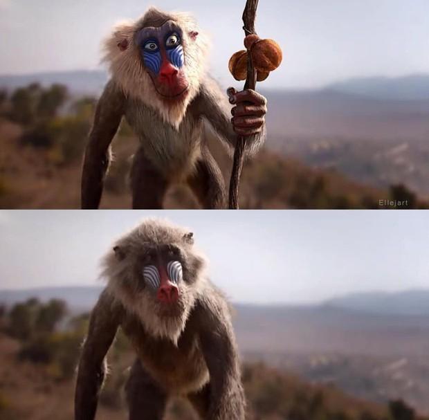 The Lion King bị chê tạo hình không giống bản gốc, người hâm mộ gửi ngay sáng kiến cực mặn - Ảnh 9.