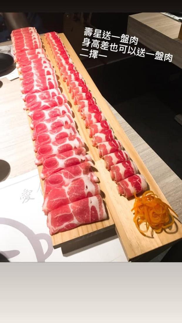 Nhà hàng lẩu ưu đãi khủng cho hội nấm lùn: mỗi cm thấp hơn 175, bạn sẽ được 1 miếng thịt - Ảnh 5.