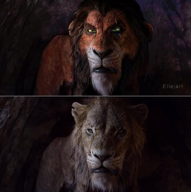 The Lion King bị chê tạo hình không giống bản gốc, người hâm mộ gửi ngay sáng kiến cực mặn - Ảnh 10.