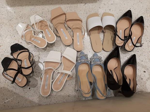 Thay mặt hội chị em có bàn chân to, cô nàng này đã thử nghiệm và tìm ra những loại giày dép tôn chân nịnh dáng nhất - Ảnh 1.