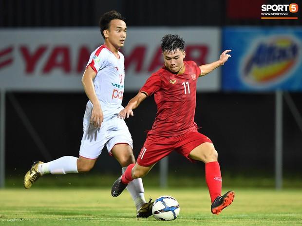 U22 Việt Nam 2-0 CLB Viettel: Hotboy Phố Hiến tỏa sáng - Ảnh 15.