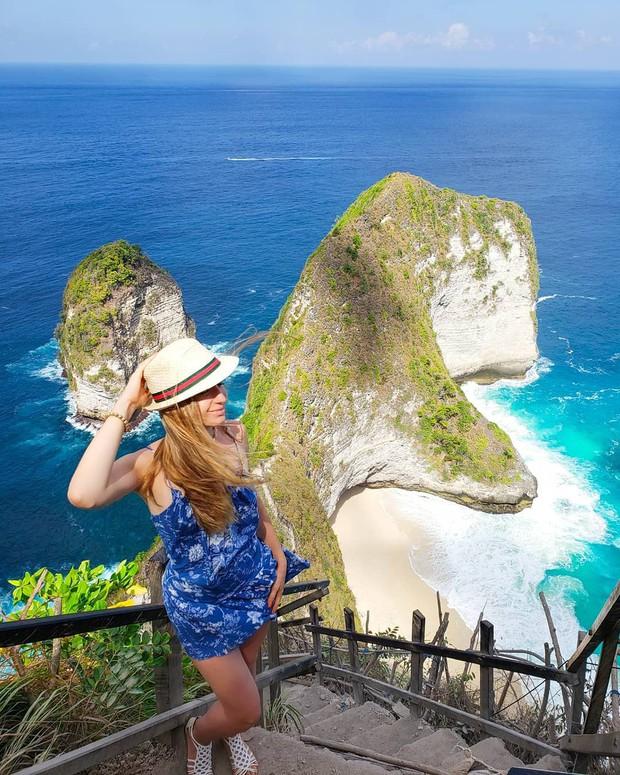 Từ vụ du khách Việt bị sóng cuốn tử nạn ở Indonesia: Bãi biển Kelingking đẹp thứ 2 châu Á nhưng ẩn chứa nhiều hiểm nguy - Ảnh 8.