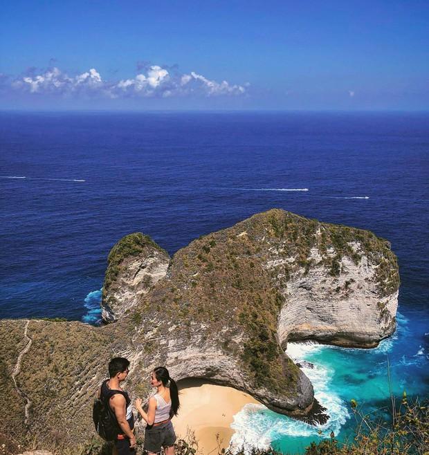 Từ vụ du khách Việt bị sóng cuốn tử nạn ở Indonesia: Bãi biển Kelingking đẹp thứ 2 châu Á nhưng ẩn chứa nhiều hiểm nguy - Ảnh 7.