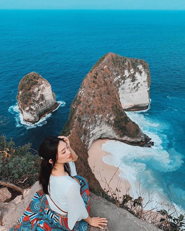 Từ vụ du khách Việt bị sóng cuốn tử nạn ở Indonesia: Bãi biển Kelingking đẹp thứ 2 châu Á nhưng ẩn chứa nhiều hiểm nguy - Ảnh 6.
