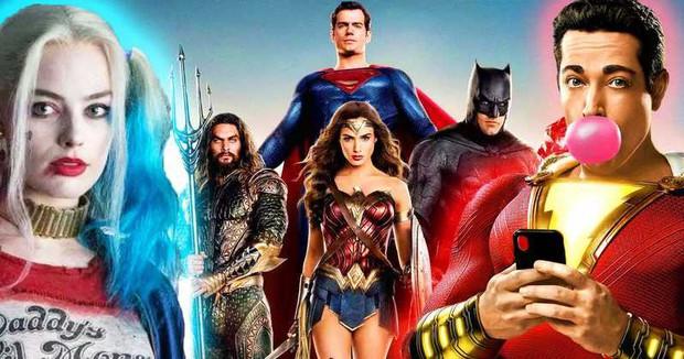 DC bị cắt thành 2 vũ trụ riêng biệt, hơn một nửa diễn viên sẽ bay màu đó nha! - Ảnh 1.
