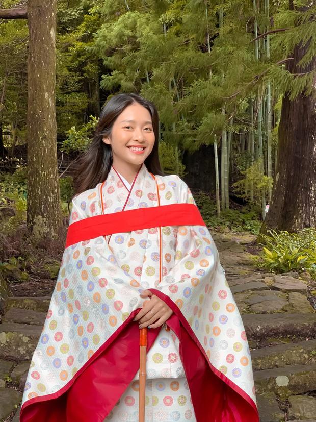 Khả Ngân trở thành Đại sứ du lịch vùng Wakayama Nhật Bản, được truyền thông nước bạn đồng loạt đưa tin - Ảnh 6.