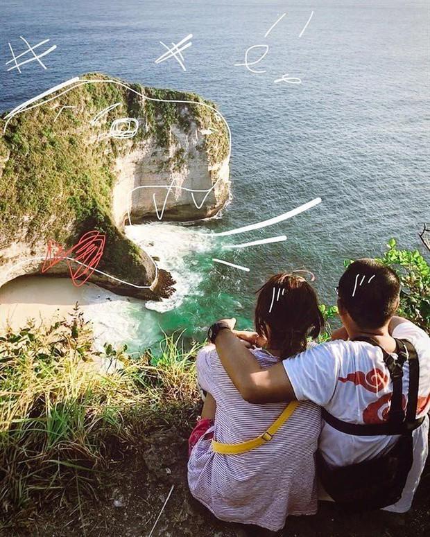 Từ vụ du khách Việt bị sóng cuốn tử nạn ở Indonesia: Bãi biển Kelingking đẹp thứ 2 châu Á nhưng ẩn chứa nhiều hiểm nguy - Ảnh 5.