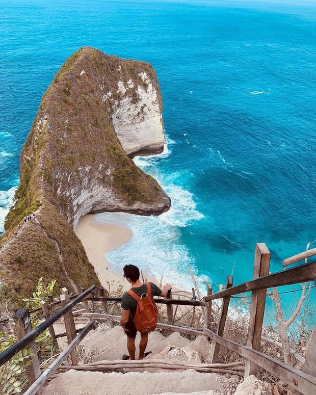Từ vụ du khách Việt bị sóng cuốn tử nạn ở Indonesia: Bãi biển Kelingking đẹp thứ 2 châu Á nhưng ẩn chứa nhiều hiểm nguy - Ảnh 10.