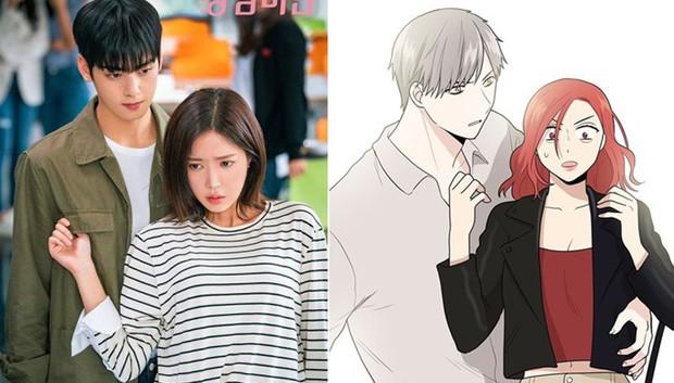 Trào lưu phim Hàn chuyển thể từ webtoon: Người thắng thế, kẻ thất bại - Ảnh 6.