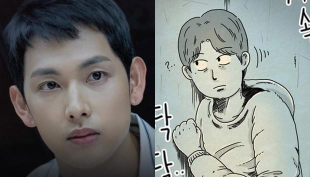 Trào lưu phim Hàn chuyển thể từ webtoon: Người thắng thế, kẻ thất bại - Ảnh 9.