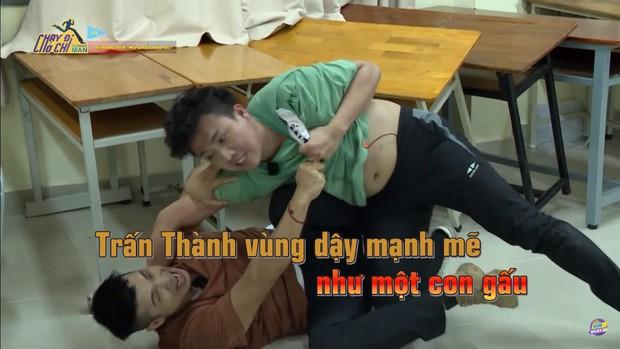 8 khoảnh khắc đi vào lịch sử của Running Man Việt mùa đầu tiên - Ảnh 3.