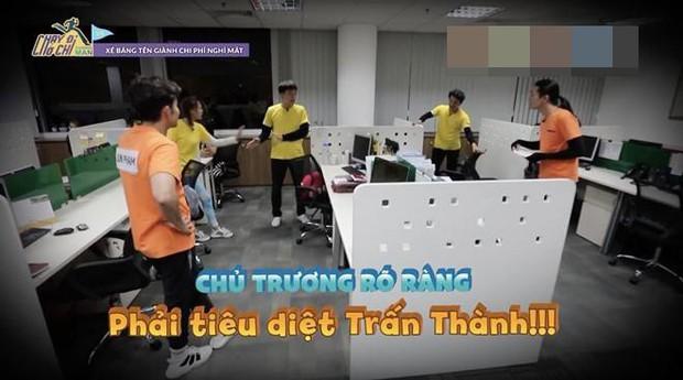 8 khoảnh khắc đi vào lịch sử của Running Man Việt mùa đầu tiên - Ảnh 4.
