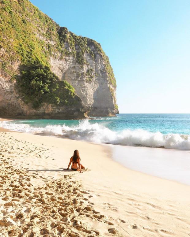 Từ vụ du khách Việt bị sóng cuốn tử nạn ở Indonesia: Bãi biển Kelingking đẹp thứ 2 châu Á nhưng ẩn chứa nhiều hiểm nguy - Ảnh 14.