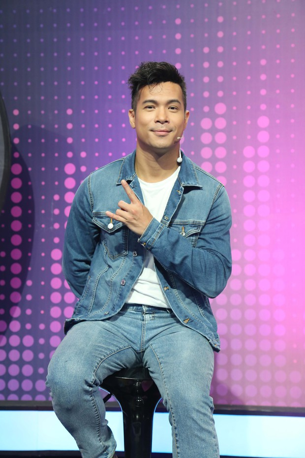 Trương Thế Vinh phản ứng cực mạnh khi bị fan ghép đôi với BB Trần - Ảnh 2.
