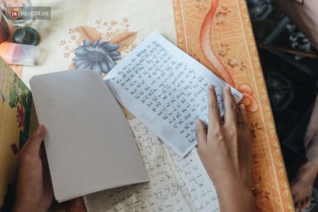 Người vợ 30 năm tìm kiếm hài cốt chồng liệt sĩ và bức thư báo trước số phận: Em ơi, đừng buồn, khi được sống trong hoà bình hãy nhớ tới công anh - Ảnh 8.