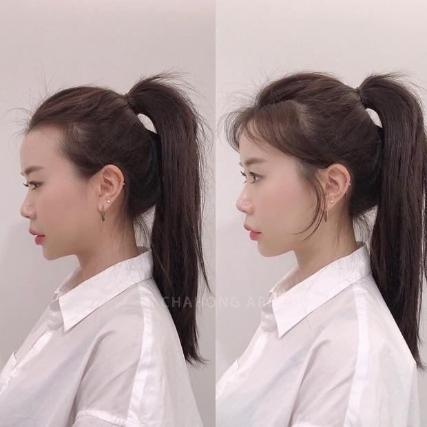 Buộc tóc đuôi ngựa sẽ rất dễ bị lộ đầu hói và mặt to nếu bạn không biết đến bí kíp đặc biệt này - Ảnh 1.