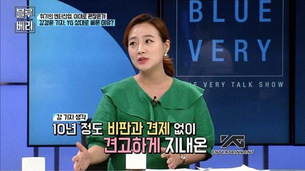Nữ phóng viên điều tra vụ bê bối Burning Sun dự đoán Yang Hyun Suk sẽ trở lại điều hành YG - Ảnh 1.