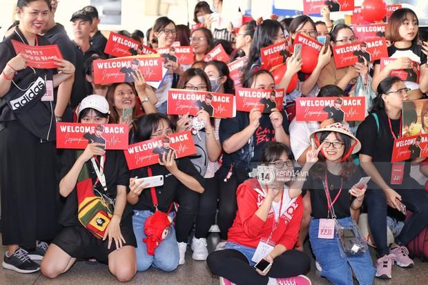 Vị thần phương Đông Jaejoong (JYJ) đầy bảnh bao tại sân bay Tân Sơn Nhất, khiến fan Việt vỡ òa khi trở lại sau 7 năm - Ảnh 7.