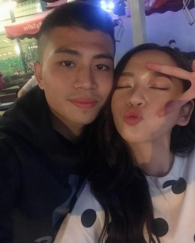 Sao U23 Việt Nam khéo nịnh bạn gái Hoa khôi, lại nhận được câu trả lời phũ phàng khiến fan đứng hình mất vài giây - Ảnh 5.