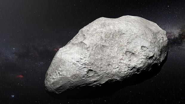 Thót tim khi thiên thạch khổng lồ tiến gần Trái Đất hơn cả Mặt Trăng - Ảnh 1.