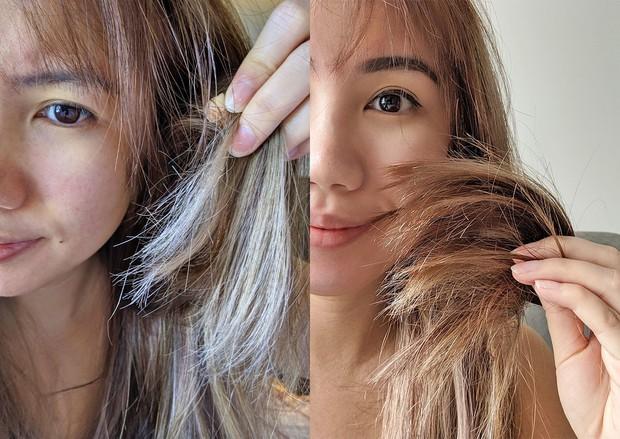 """Nếu đã làm đủ cách mà tóc vẫn khô xơ, bạn phải thử gội đầu """"ngược đời"""" để tóc khỏe và suôn mượt như mây - Ảnh 1."""