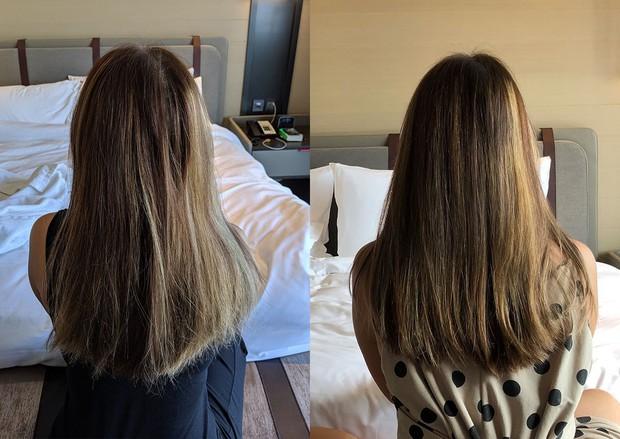 """Nếu đã làm đủ cách mà tóc vẫn khô xơ, bạn phải thử gội đầu """"ngược đời"""" để tóc khỏe và suôn mượt như mây - Ảnh 5."""