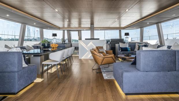 Nadal tậu siêu du thuyền mới: Trầm trồ khám phá khách sạn 5 sao trên biển - Ảnh 9.