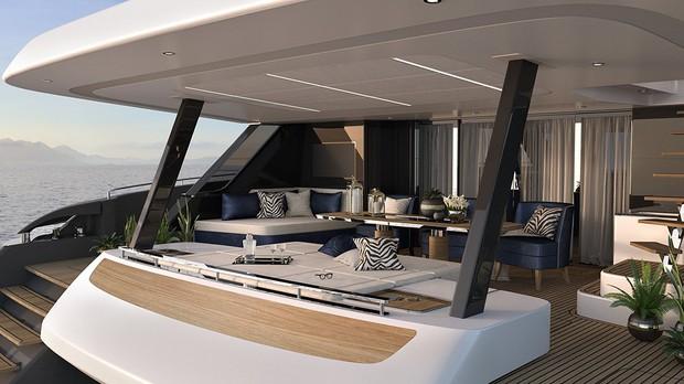 Nadal tậu siêu du thuyền mới: Trầm trồ khám phá khách sạn 5 sao trên biển - Ảnh 4.