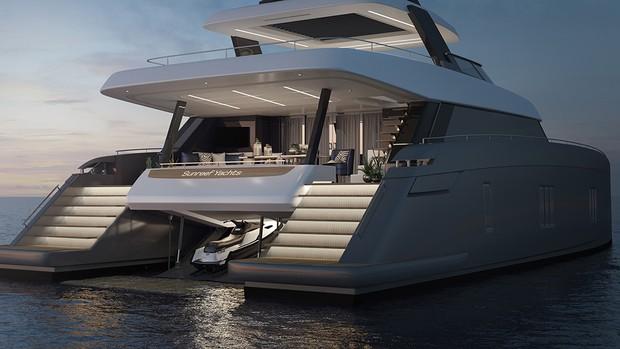 Nadal tậu siêu du thuyền mới: Trầm trồ khám phá khách sạn 5 sao trên biển - Ảnh 2.