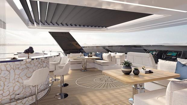 Nadal tậu siêu du thuyền mới: Trầm trồ khám phá khách sạn 5 sao trên biển - Ảnh 5.