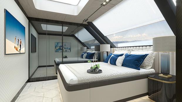 Nadal tậu siêu du thuyền mới: Trầm trồ khám phá khách sạn 5 sao trên biển - Ảnh 8.