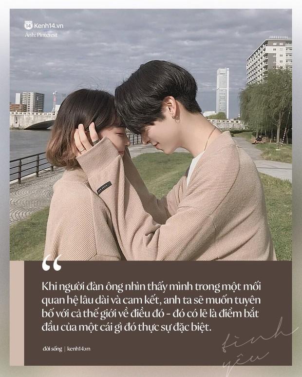 3 chữ P trong tình yêu của người đàn ông: Ai có đủ chắc chắn là Mr.Right mà cô gái nào cũng tìm kiếm - Ảnh 1.