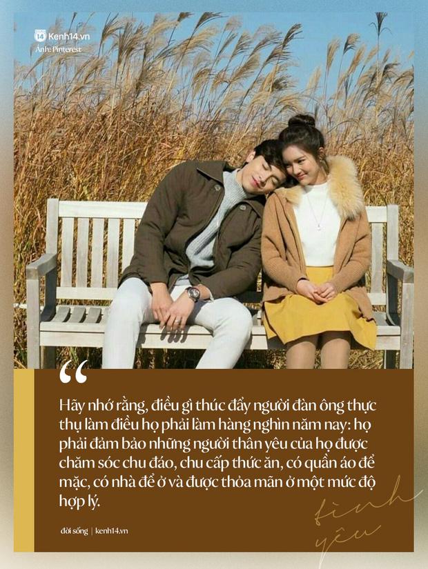3 chữ P trong tình yêu của người đàn ông: Ai có đủ chắc chắn là Mr.Right mà cô gái nào cũng tìm kiếm - Ảnh 3.