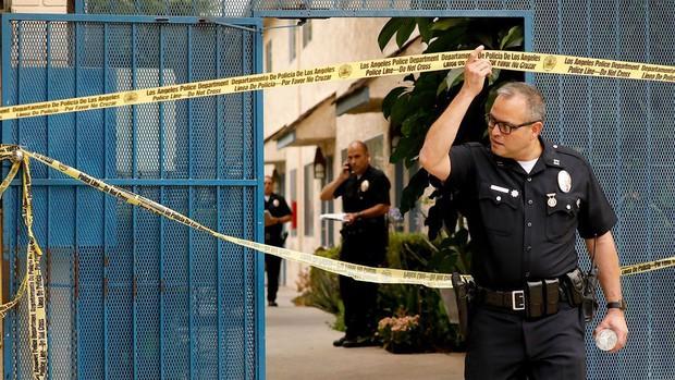 Cuộc tàn sát trải dài 12 tiếng của kẻ xả súng Mỹ, 4 người chết - Ảnh 1.