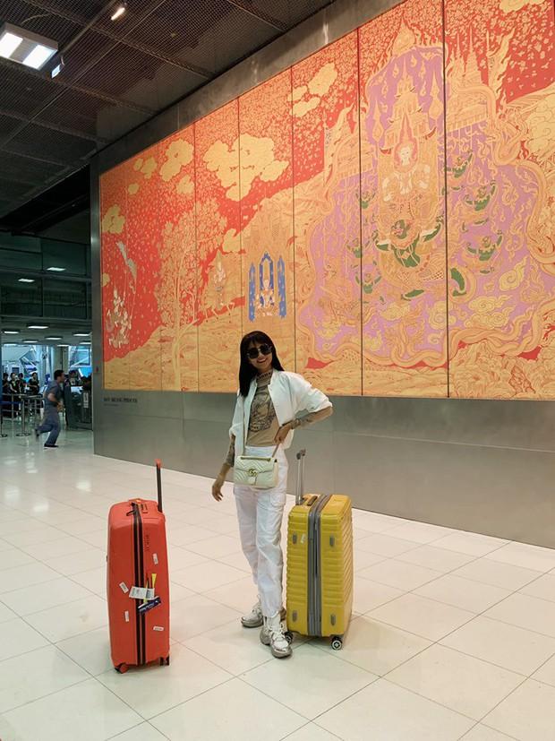 Fan cứng HHen Niê quyết không bỏ quên show của Sơn Tùng M-TP dù đang làm phụ dâu cho Hoa hậu Hoàn Vũ Thái Lan - Ảnh 2.