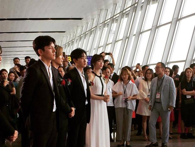 Độc quyền sự kiện hot nhất tại Hà Nội: Ji Chang Wook và Suju ăn diện bảnh bao, Hari Won và em chồng Hà Tăng cũng có mặt - Ảnh 8.