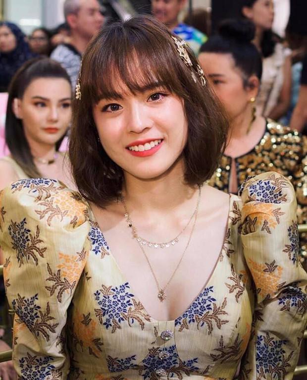 Sự kiện hot nhất Thái Lan: Mỹ nhân Chiếc lá bay nổi bật nhất, át cả vẻ đẹp lai của Yaya, nam thần Tor bảnh bao bên dàn sao khủng - Ảnh 12.