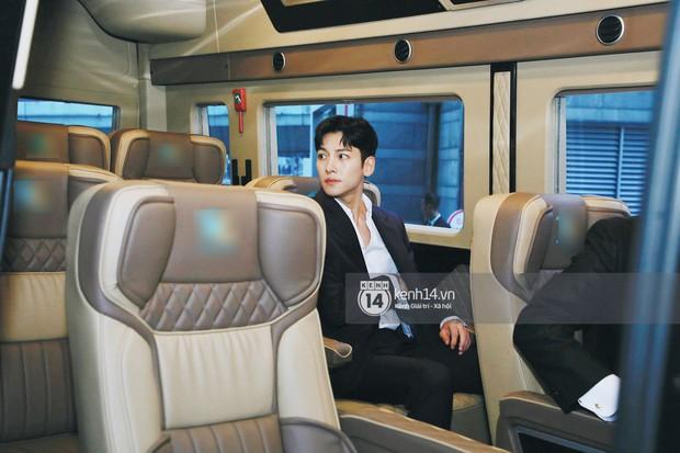 Độc quyền: Tài tử Ji Chang Wook diện vest điển trai như tổng tài, khí chất ngút ngàn tại khách sạn trước sự kiện ở Hà Nội - Ảnh 11.