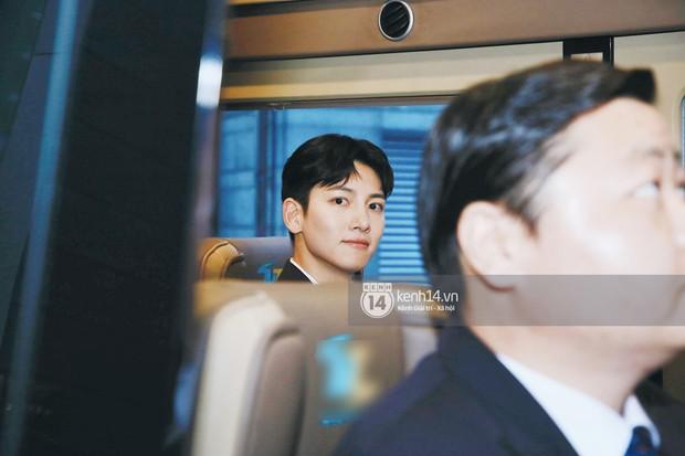 Độc quyền: Tài tử Ji Chang Wook diện vest điển trai như tổng tài, khí chất ngút ngàn tại khách sạn trước sự kiện ở Hà Nội - Ảnh 13.