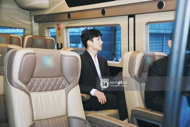Độc quyền: Tài tử Ji Chang Wook diện vest điển trai như tổng tài, khí chất ngút ngàn tại khách sạn trước sự kiện ở Hà Nội - Ảnh 10.