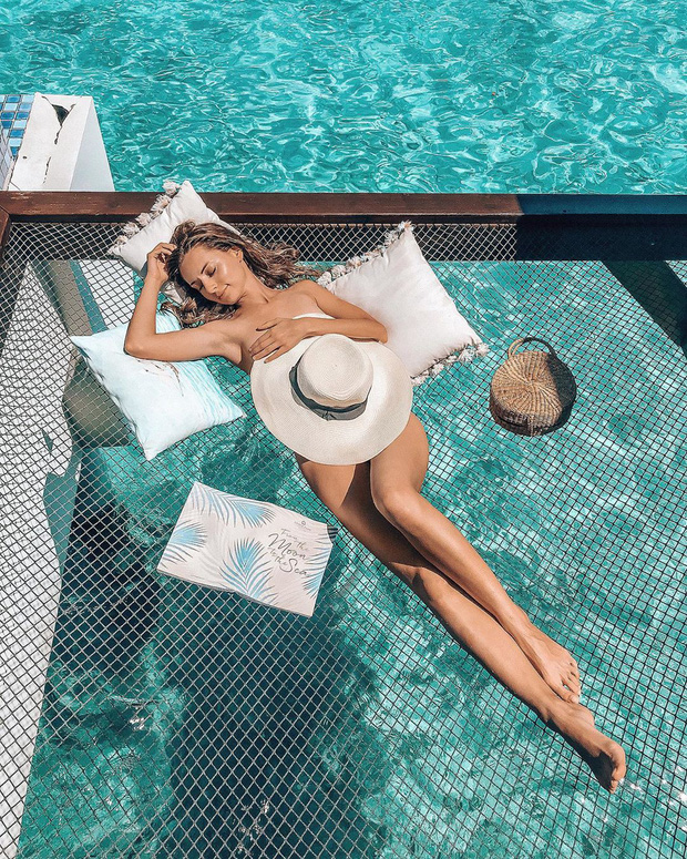 Góc ngược đời: Ngày xưa thì tranh nhau ở resort 5 sao nhưng giờ ai đi Maldives cũng đòi... ra giữa biển ngủ!  - Ảnh 17.