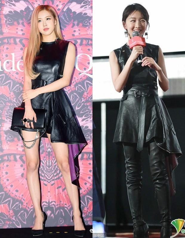 Vòng 1 khiêm tốn hay bốc lửa thì mặc váy mới đẹp, Rosé và Hyo Yeon sẽ cho bạn câu trả lời - Ảnh 5.