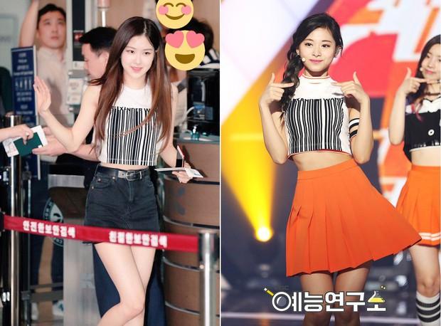 Vòng 1 khiêm tốn hay bốc lửa thì mặc váy mới đẹp, Rosé và Hyo Yeon sẽ cho bạn câu trả lời - Ảnh 6.