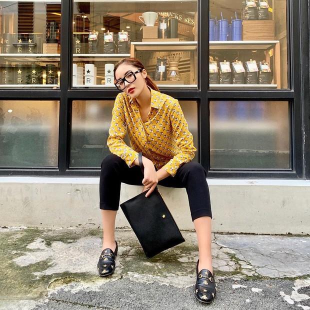 Ăn mặc sành điệu là phải chọn chuẩn từ giày dép: 5 gợi ý từ sao Việt giúp bạn hoàn thiện tủ giày 100% thời thượng - Ảnh 17.