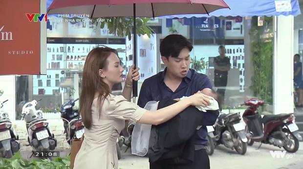 Tỏ tình với crush còn không xong, Dương (Về Nhà Đi Con) lăng xăng đòi vợ hộ bố: Cháu biết bố cháu muốn lắm rồi! - Ảnh 10.